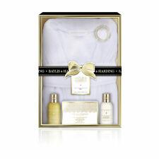 Baylis & Harding BATHROBE Gift Set 4 Pc AMAZING SALE AND GIFT UNISEX MULTI BUY