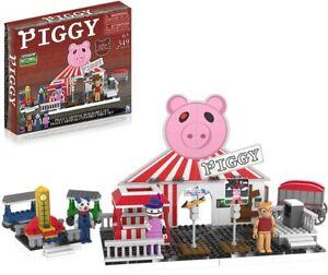 PIGGY Deluxe Carnival Construction Set INC DLC Roblox Action Figures Toy Game