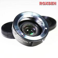 Zhongyi Lens Turbo II Focal Reducer Booster Adapter Minolta MD to Micro 4/3 M4/3