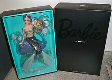 Mattel The Mermaid Barbie Doll Gold Label 2012 Fantasy NRFB with Shipper!