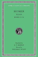 The Iliad: v. 2 by Homer (Hardback, 1999)