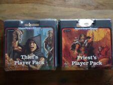 Ad&d 2nd Edizione - Thief ´ S Giocatore Pack Priest´S ( , TSR )