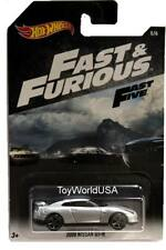 2018 Hot Wheels Fast & Furious #5 Nissan GT-R Fast Five