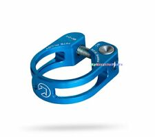 Shimano PRO Performance Seat Post SeatPost Clamp,  34.9mm, Blue