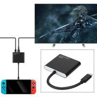 Type-C to HDMI Converter USB-C TV 1080P HDTV Adapter Cable For Nintendo Switch