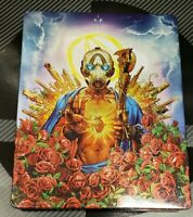 Borderlands 3 steel book PS4 Complete CIB