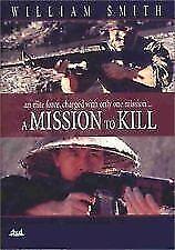 A Mission To kill DVD William Smith New and Sealed Australia Region 4