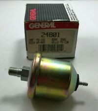 General 24801 Engine Oil Pressure Sender Switch & Gauge Replace BWD S565 & PS153