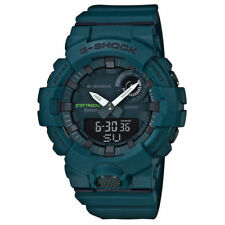 Casio G-Shock Step Tracker Bluetooth GBA800-3A Green Brand New WithTags
