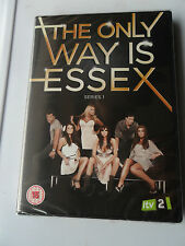 THE ONLY WAY IS ESSEX SERIES 1 2 DVD BOX SET TOWIE VAJAZZLE + ESSEXMASS + PILOT