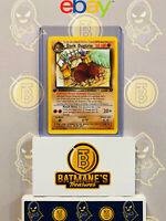 Dark Dugtrio 23/82 1st Edition NM Near Mint Team Rocket Non-Holo Pokemon Card