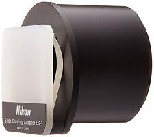 Official Nikon Slide Copy Adapter ES-1  52mm CAMERA ACCESSORIES Speedy JP A20016