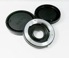 MINOLTA MD MC Objektivadapter für Sony Alpha A mount Kamera Adapter A77 II A99