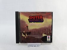 OUTER WORLD ANOTHER PANASONIC 3DO IMPORT NTSC JP JAP GIAPPONESE ORIGINALE