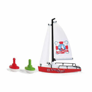 SIKU 1752 Sailing Boat With Buoys Scale 1:50 New! °