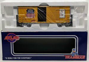 Atlas 804-3 O Gauge Union Pacific 40' Hy-Cube Box Car #518255 NIB