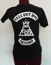 Fall Out Boy T Shirt - 2014 Tour - Small
