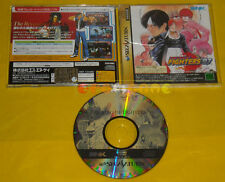THE KING OF FIGHTERS 97 Sega Saturn Versione NTSC Giapponese »»»»» USATO