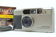 【AS IS】Contax T2 D 35mm Point & Shoot Film Camera From JAPAN 201878