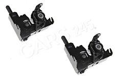 Genuine BMW 730 740i 745 750i 760i E65 Hood Lock Latches 2 Pcs OEM 51238240599
