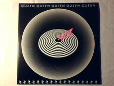 QUEEN Jazz lp FRANCE + POSTER FREDDIE MERCURY COME NUOVO LIKE NEW!!!