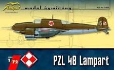 PZL 48 LAMPART - POLISH HEAVY FIGHTER 1/72 ARDPOL RESIN