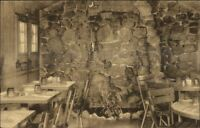 Essex CT Griswold Inn Waterfall Room Postcard