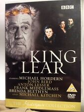 BBC DVD The Shakespeare Collection King Lear