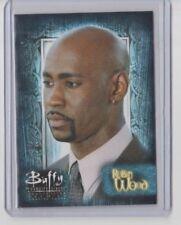 Buffy Season 7 TV-Show Trading Card #75 D.B. Woodside as Robin Wood