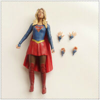 "2017 DC Direct TV Show dc Collectibles SUPERGIRL Action Figure 6.75"" w hands"