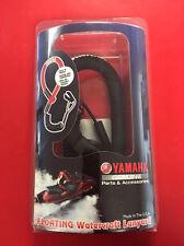 Yamaha New OEM Waverunner PWC Stop Safety Lanyard Black MWV-LANCD-00-BK