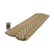 Klymit Insulated Static V Recon Coyote / Sand Military Tactical Air Mattress