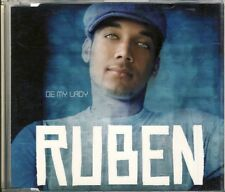 RUBEN - be my lady  MAXI CD 2004