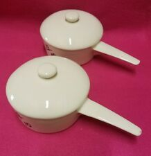 LOT OF 2~ BLANK WHITE PORCELAIN~CHINA PAINTING~PAINTER SUPPLIES