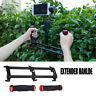 Stabilizer Rig Extended Handle Dual Handheld Grip Bracket Kit for Zhiyun Crane