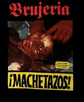 BRUJERIA cd lgo Matando Gueros MACHETAZOS Official SHIRT XL New fear factory