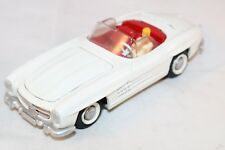Tekno Denmark 924 Mercedes 300SL Roadster 99% mint super model