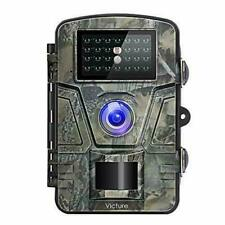 Victure Wildlife Camera 20 MP 1080P 40 Low-Glow Infrared LEDs with Motion Sensor