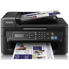 EPSON Stampante Multifunzione WorkForce WF-2630WF Stampa Copia Scansione Fax Wir