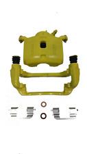 Front Left Semi Loaded Brake Caliper - Yellow