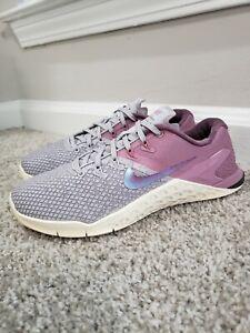 NIKE Metcon 4 Training Running Shoe - Shimmer - Women Size 8.5 - CD3128 008
