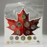 2017 Canada 150th Anniversary Coin Set Royal Canadian Mint Maple Leaf RCM U182