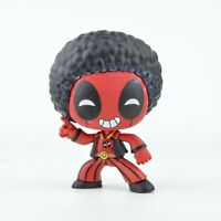 Deadpool Playtime Funko Mystery Mini Bobble Figure 1//24 Relax Gym Workout
