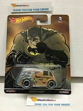 2016 DC Comics * Quick D-Livery * Hot Wheels Pop Culture * Batman Superman * G25