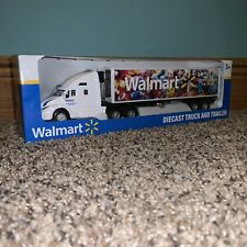 Maista Walmart Diecast Toy Truck & Trailer America's Best Toy Shop