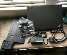 Coreboot Lenovo Thinkpad T440p + Extras - Dock - Caddy - Wifi FOSS Intel ME