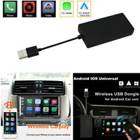 1x USB Apple CarPlay Dongle Wireless Smart Link for Car Android System Head Unit