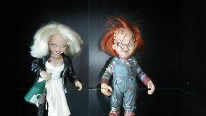 Chucky, die Mörderpuppe und seine Braut Tiffany