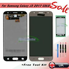 LCD Touch Digitizer Display For Samsung Galaxy J3 2017SM-J330F Replacement Gold
