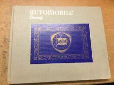 Autmobile Quarterly Book Lancia
